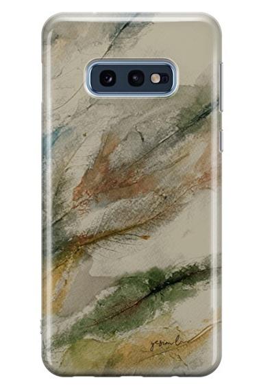 Lopard Samsung Galaxy S10E Kılıf Fırçadan Kapak Renkli